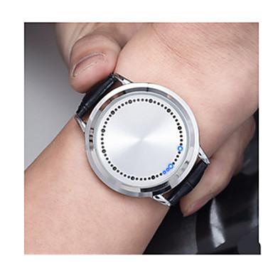 رخيصةأون ساعات الرجال-للرجال ساعة رياضية / Plastic فرقة قديم أسود