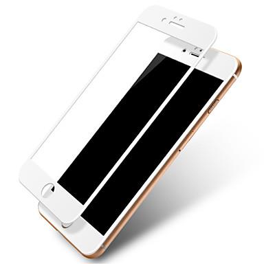 AppleScreen ProtectoriPhone 6s High-Definition (HD) Voorkant screenprotector 1 stuks Gehard Glas / iPhone 6s / 6 / 9H-hardheid / 2.5D gebogen rand / Explosieveilige