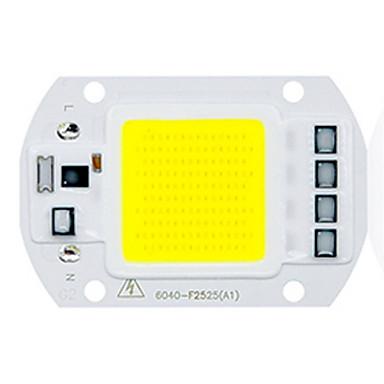 זול אביזרי לד-1pc 50w utral בהירים cob שבב 110v 220v קלט IC חכם עבור די הוביל אור המבול חם קר לבן