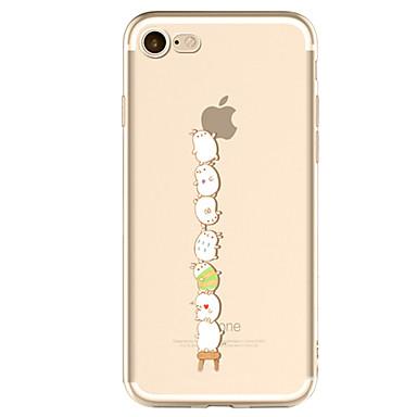 coque iphone 7 plus pomme apple