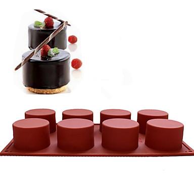 رخيصةأون أدوات الفرن-سيليكون عيد الميلاد المجيد عطلة Halloween كعكة Cupcake الخبز العفن أدوات خبز