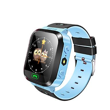 Orologi per Bambini GPS Schermo touch Contapassi Distanza del monitoraggio  Anti,perso Controllo messaggeria Chiamate in vivavoce Standby del 5591321  2019 a
