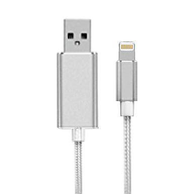 olcso USB pendrive-ok-luv mfi alma tanúsított u lemezt flash meghajtó töltőkábel 32g