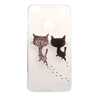 coque chat huawei p8 lite 2017