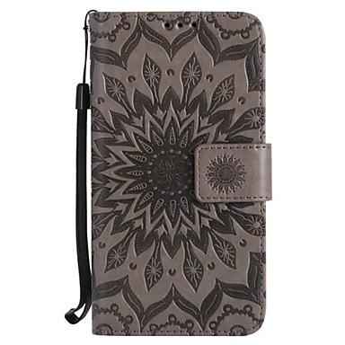 povoljno Samsung oprema-Θήκη Za Samsung Galaxy S7 edge / S7 / S6 edge plus Novčanik / Utor za kartice / sa stalkom Korice Cvijet Tvrdo PU koža