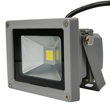رخيصةأون أضواء خارجية-hkv® ماء الفيضانات أدت ضوء 10w ip65 مصباح الكشاف عاكس 220v الاضواء في الهواء الطلق حديقة الإضاءة الخارجية الخفيفة
