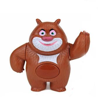 olcso babák-Szerepjátékok Babák Modeli i makete Játékok Medve Állat Cuki Zene és fény Gyermek Darabok