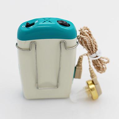 Недорогие Все для здоровья и личного пользования-Аксон е-28 лучшего слухового аппарата персонального усилитель звука регулируемый тон acousticon слухового здоровье продуктов