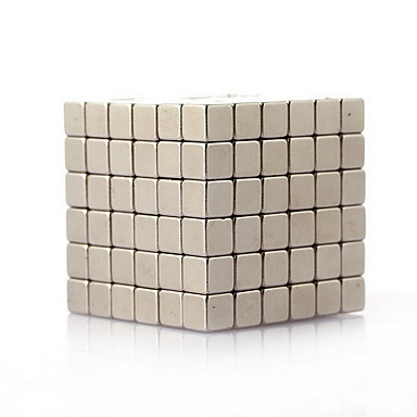 NEW Strong 216pcs Magnets 4 mm Cube Block Square Neodymium Rare Earth