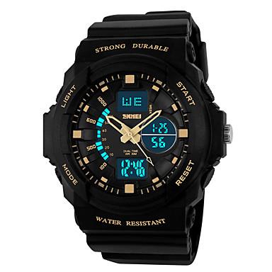 رخيصةأون ساعات ذكية-skmei 0955 ساعة رقمية دعم التقويم / الكرونوغراف / المنبه في الهواء الطلق للماء ووتش كرونوغراف