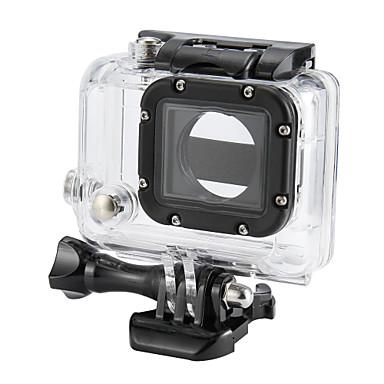 Carcasă Protectoare Furtun Waterpro Rezistent la apă 3 pcs Pentru Cameră Acțiune Gopro 3 Plastic ABS