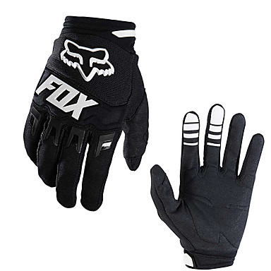 full-finger unisex koolstofvezel motorfietsen handschoenen off-road handschoenen fietshandschoenen outdoor-handschoenen