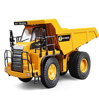 H1 Hua Yi Truck Excavator Mining Dump Truck Toy Truck Construction