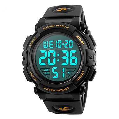 رخيصةأون ساعات ذكية-سمارت ووتش YY1258 إلى إسبات الطويل / مقاوم للماء / متعددة الوظائف مؤقت / المشي / ساعة منبهة / الكرونوغراف / رزنامه / > 480