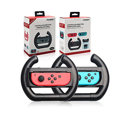 cheap Video Game Accessories-DOBE TNS-852 Steering Wheels For Nintendo Switch ,  Steering Wheels Steering Wheels ABS unit