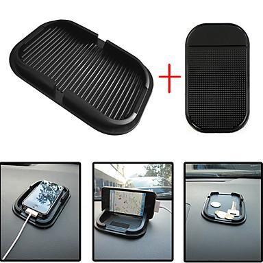 olcso Cellphone & Device Holders-ziqiao autó műszerfalán ragadós pad mat anti csúszásmentes gadget mobiltelefon gps tartó belső tételek kiegészítők (giftscar kis