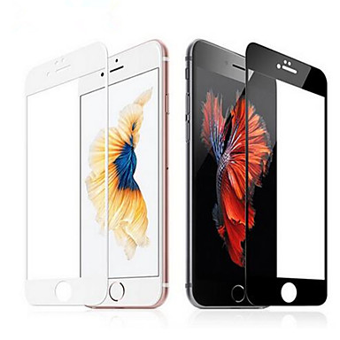 voordelige iPhone 6s / 6 screenprotectors-AppleScreen ProtectoriPhone 6s High-Definition (HD) Volledige behuizing screenprotector 1 stuks Gehard Glas / iPhone 6s / 6 / 9H-hardheid / Ultra dun