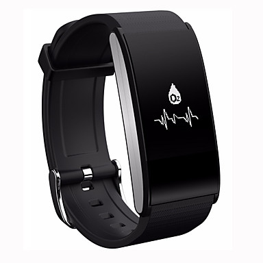 cheap Smart Activity Trackers & Wristbands-Smart Bracelet iOS Android Touch Screen Heart Rate Monitor Water Resistant / Water Proof Calories Burned Pedometers Health Care Camera