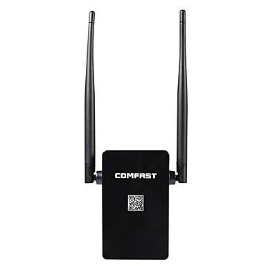 olcso WiFihatótáv-kiterjesztő-comfast vezeték nélküli AP router wifi repeater 300Mbps wifi roteador bővítő jelerősítő