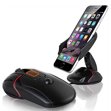 olcso Cellphone & Device Holders-ziqiao innovatív autós telefon tartó auto mobiltelefon tartó műszerfal szélvédőre mobiltelefon tartó egér állványra helyezi tartó