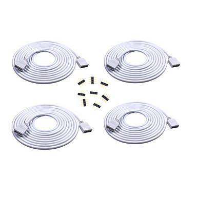 voordelige LED-accessoires-4pcs Verlichting Accessoire Elektrische kabel Voor Binnen