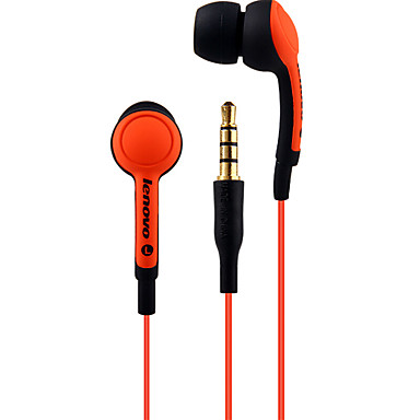 ff94ab647a1 Lenovo P165 Mobile Earphone for Cellphone Computer In-Ear Wired Plastic  3.5mm With Microphone Noise-Cancelling 5836056 2019 – $13.99