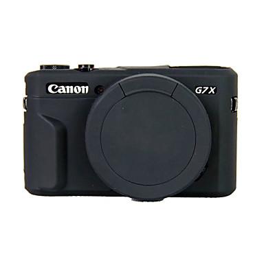 olcso Tokok, táskák & pántok-Digitális fényképezőgép-Canon-Tok-Félvállas-Fekete Rózsaszín Szürke-