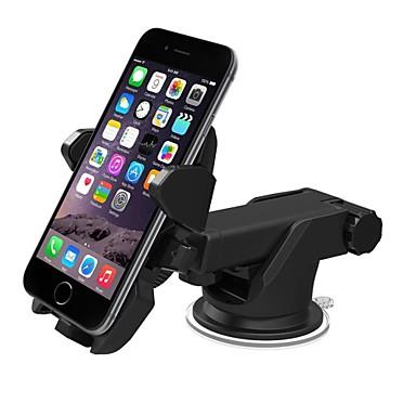 olcso Cellphone & Device Holders-ziqiao autós tartókonzol tartóállvány 360 fokos forgatással univerzális autók szélvédő hosszú okostelefon autós tartó