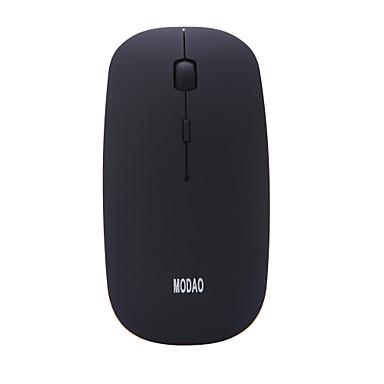 Modao Kabellos Buro Maus Schlank Wiederaufladbar Dpi Adjustable 800
