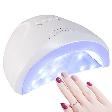 48w fornetti per unghie lampada uv lampada led smalto gel per unghie