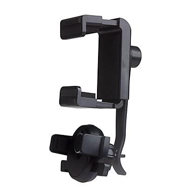 olcso Cellphone & Device Holders-ziqiao egyetemes támogatás 360 fok autós telefon tartó autó visszapillantó tükör tartóval állni bölcső iPhone 5S 6s 7plus mobiltelefon