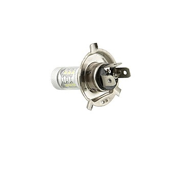 Недорогие Автомобильные фары-H4 Автомобиль Лампы 80 W 1200 lm Налобный фонарь Назначение