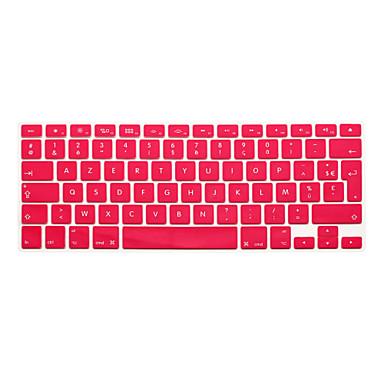 ieftine Ecrane Protecție Tabletă-Silicon Capac tastatură Pentru 13.3 '' 15.4''Macbook Pro 15-inch cu ecran Retina MacBook 12'' MacBook Air 11'' MacBook Air 13'' MacBook