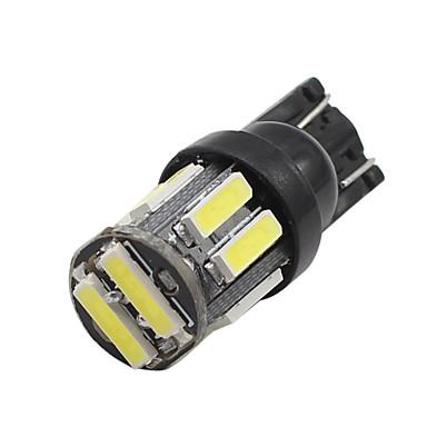 voordelige Motorverlichting-SO.K 10 stuks T10 Automatisch Lampen 2 W SMD 4014 200 lm LED Exterieur Lights