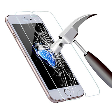 voordelige iPhone 6s / 6 Plus screenprotectors-AppleScreen ProtectoriPhone 6s Plus High-Definition (HD) Voorkant screenprotector 1 stuks Gehard Glas