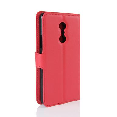 povoljno Maske za mobitele-LenovoCaseLenovo Zuk Z2 Korice Novčanik PU koža / Lenovo Vibe K5 / Utor za kartice