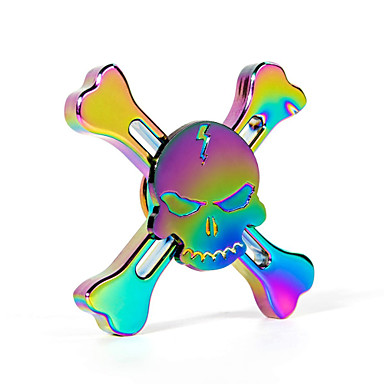 olcso Stresszoldó pörgettyűk-Stresszoldó pörgettyűk Kézi Spinner A Killing Time Stressz és szorongás oldására Focus Toy négy Spinner Fémes Klasszikus Felnőttek Fiú Lány Játékok Ajándék
