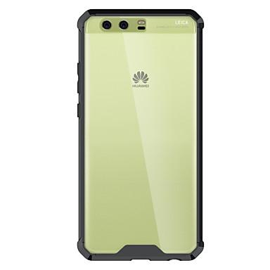 Θήκη Za Huawei P10 Plus / P10 / P8 Lite (2017) Otporno na trešnju / Prozirno Stražnja maska Jednobojni Tvrdo Opeka