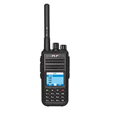 ieftine Walkie Talkies-TYT MD-380 Portabil  Funcție Economisit Bateria / Promter Voce / Encripție 1000 2000 mAh Statie emisie-receptie Radio cu două căi