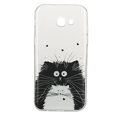 custodia per samsung a5 2017 gatti