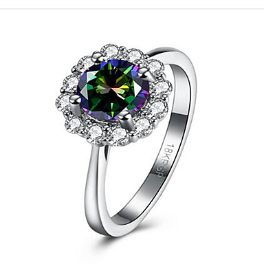 bague diamant zirconium