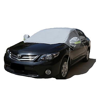 رخيصةأون يغطي السيارة-نصف تغطية اغطية السيارات عاكس من أجل عالمي جميع الموديلات إلى كل الفصول