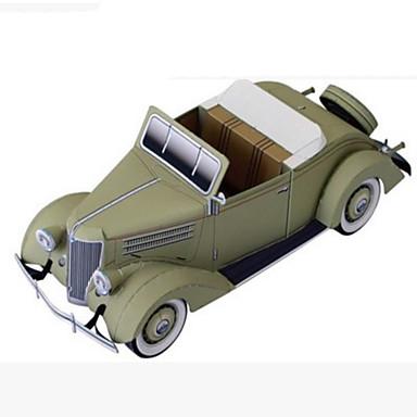 3D Puzzle Paper Model Paper Craft DIY Simulation Hard Card