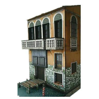 3d Puzzles Paper Craft Famous Buildings Architecture Diy Classic