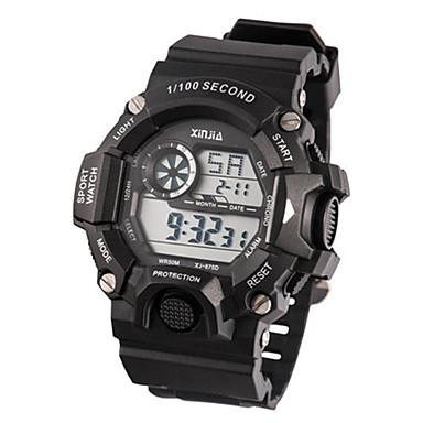 65567373ce0 Pánské Digitální hodinky Digitální Pryž Kapela Černá Bílá 6035641 2019 –  €13.99