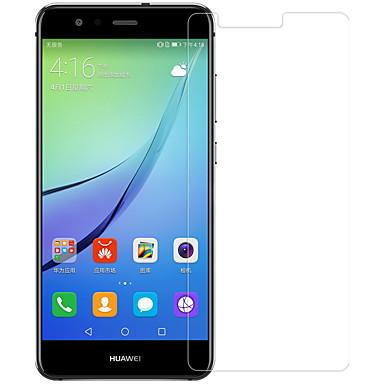 olcso Huawei képernyővédők-nillkin képernyővédő a huawei p10 lite temperált üveghez 1 db első képernyővédő nagyfelbontású (hd) / 9h keménység / 2.5d hajlított szél