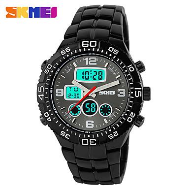 1dfbac48820 Homens Quartzo Digital Relogio digital Relógio de Pulso Relógio inteligente Relógio  Militar Relógio Esportivo Chinês Alarme Calendário de 6052515 2019 por € ...