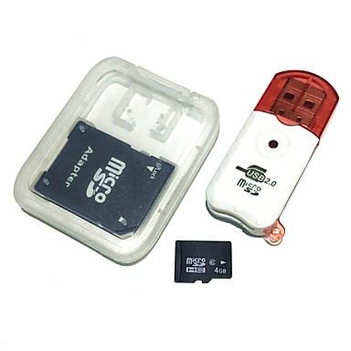 olcso Micro SD Card-Ants 4 GB Memóriakártya Class6 AntW5-4