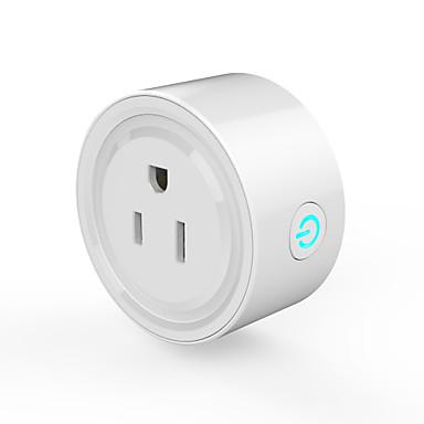 رخيصةأون Smart Plug-WAZA المكونات الذكية إلى أدوات المطبخ الحديثة / غرفة المعيشة / غرفة الغسيل أب التحكم / مؤقت / مفتاح تشغيل لمس WIFI 3G 100-240 V