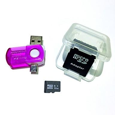 olcso Micro SD Card-Ants 32 GB Micro SD kártya TF kártya Memóriakártya Class10 AntW3-32